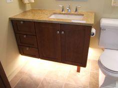Small Bathroom Remodel Gallery   PORTFOLIO :: BATHROOMS