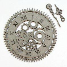 Steampunk Clock (steampunk clock)