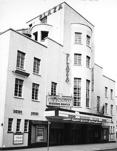 Plaza Worthing 1969 Worthing, Old Photos, Past, History, Bingo, Building, Restoration, Pictures, Travel