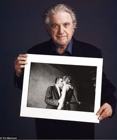 Elvis at 21, Photographs by Alfred Wertheimer now featured in Tim Mantoani's Behind Photographs...