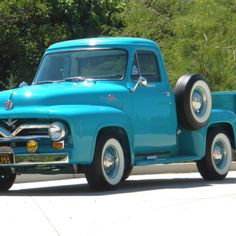 16 Ideas Classic Cars For Sale Ford Vehicles Old Pickup Trucks, Old Ford Trucks, Jeep Pickup, 4x4 Trucks, Ford Classic Cars, Classic Chevy Trucks, Classic Auto, Ford Motor Company, Trailers