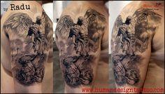 St. Michael Angel Tattoo
