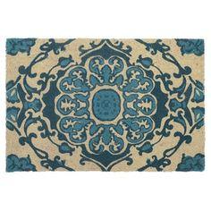 Kosas Home Greyson 24x36 Coir Fiber Doormat   Overstock.com Shopping - The Best Deals on Door Mats