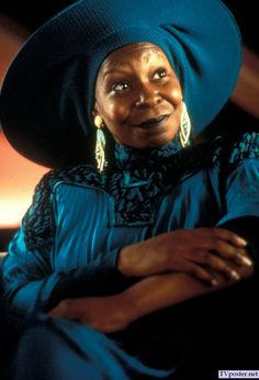 Whoopi Goldberg in Star Trek: The Next Generation (1987) as Guinan  - TV and movie icon for over 25 years. She is a true veteran to film and movie history.