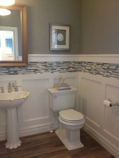 Awesome 50 Awesome Master Bathroom Remodel Ideas https://homeylife.com/50-awesome-master-bathroom-remodel-ideas/ #tinybathrooms