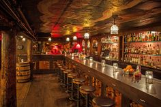 10 Best Speakeasy Bars in America Photos   Architectural Digest