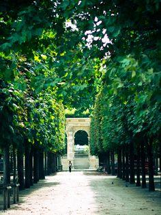 Jardin des Tuileries, Paris, 1st arrondissement, Île-de-France, France