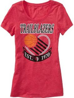 LOVE that old navy is making lady nba gear. and as always...go rip city!