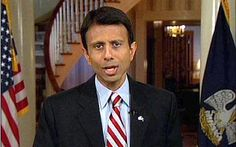 Bobby Jindal- Gov. of Louisiana (r) -    *Met  him at a fundraiser in Stratham NH  9/6!  excellent speaker and a class act!