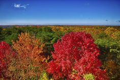 The Midwest's 11 Most Stunning Fall Vacation Destinations