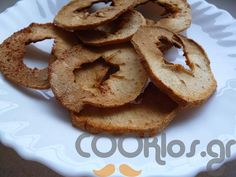 Τσιπς μήλου - Συνταγή εύκολες - Σχετικά με Νηστίσιμες, Γλυκά, Φρούτων, Ορεκτικά, Σάντουιτς - σνακ, Σνακ - Ποσότητα 25-30 τεμάχια - Χρόνος ετοιμασίας λιγότερο από 90 λεπτά