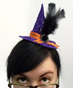 Tiny Witch Hat