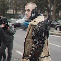 PLANET TERROR fashionweek edition by @yoshimitszu  by marcgoehring