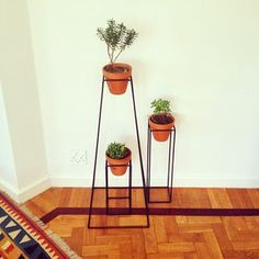 plant stands from ThingKing