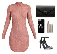 """Girl boss!"" by holkil ❤ liked on Polyvore featuring Yves Saint Laurent, Balenciaga, Casetify and Ilia"