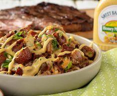 Sweet Baby Ray's   Honey Mustard Potato Salad