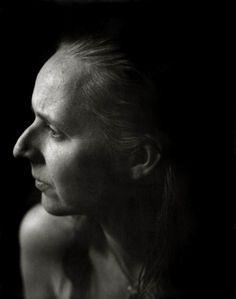 Peter Defty photographer - Stunning portrait of Fiona