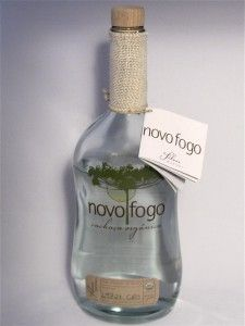 Novo Fogo Silver Cachaça, (Agroecológica Marumbi SA, Morretes PR, Brazil) - Cachaça is either a rum or a cousin of rum, depending on your definitions. Most are rather hot, and frankly require a ton of lime and sugar to make them palatable. (via boozenik.com) #Rum