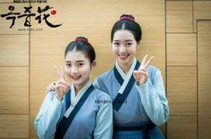 The Flower in Prison (Hangul: 옥중화; RR: Okjunghwa; MR: Okchunghwa) is a South Korean television series starring Jin Se-yeon, Go Soo, Kim Mi-sook, Jung Joon-ho and Park Joo-mi.  It airs on MBC  for 50 episodes. 옥녀 진세연과 정다빈
