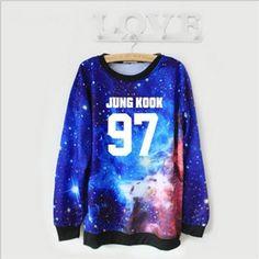 2016 Limited Full Women Sweaters And Pullovers Women Kpop Bangtan Boys New Bts Sweater Pullover Rap Monster J-hope Jin Hoodie Sweatshirts, Pullover Shirt, T Shirt, Hoodies, Exo Sweater, Sweater Hoodie, Pullover Sweaters, Boys Korean, Jogging