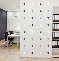 Wall Decal Mini-Pack - Triangle - WallsNeedLove Wall Decals, Adhesive Wall Stripes, Removable Wallpaper & Vinyl Wall Art