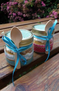 The Cupcake Architect: Banoffee Pie in Jars