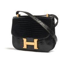 Hermès Vintage - Sale N° 2670 - Lot N° 306   Artcurial   Briest - Poulain - F. Tajan