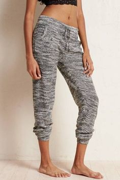 Aerie Sweater Jogger  by AERIE | Your fave cozy sweater comes in PANTS. Shop the Aerie Sweater Jogger  and check out more at AE.com.