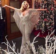 Lady G @ Christmas 2014