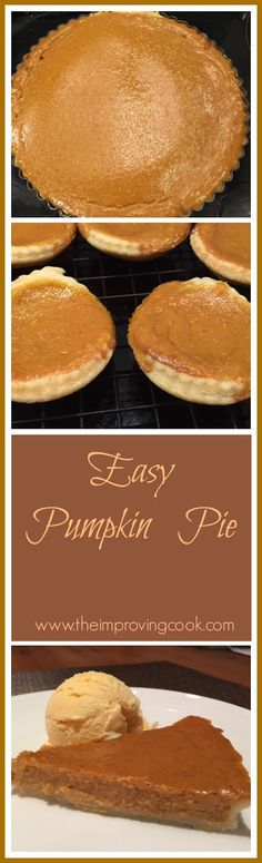 The tricky part about making pumpkin pie in the UK is that you would normally have to use fresh pumpkin, chop it up, boil it down, cool it, puree it and so on. However, the tinned pumpkin puree that the Americans take for granted is becoming more available here.