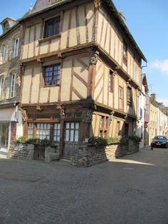 Malestroit,  Morbihan,  Bretagne