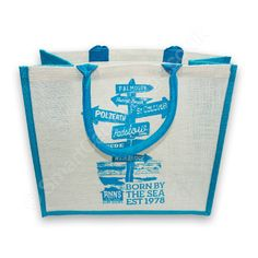 COLOR JUTE color print option): Jute products are bio-degradable and recyclable.We provide complete promotional jute bag services, Printed Bulk jute bags and Grocery Tote Bags. Jute Bags Wholesale, Bags Uk, Tote Bags, Paper Carrier Bags, Print Packaging, Surf Shop, Jute Products, Color Print, Printed