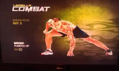 Les Mills Combat - Shock Plyo HIIT 2    Uses propulsion exercises to improve athletic power and endurance, pushing you into peak performance mode. This workout is the ultimate body shot! (30 minutes)