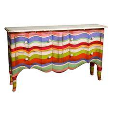 awesome four drawer dresser/sideboard  shopdfo.com
