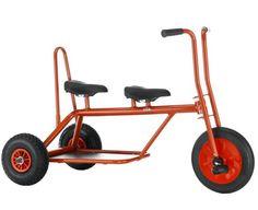 triciclo tandem!