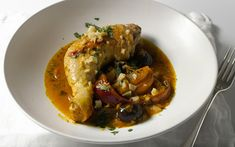 Chicken Tagine with Preserved Lemon — Gourmet's Adventures with Ruth