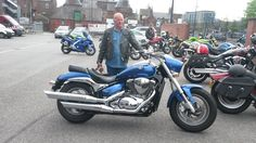 Thanks again RonEnjoy your awesome Suzuki M800 mate