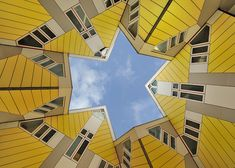 Cubic Houses in Rotterdam