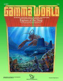Gamma World - Wayne's Books RPG Reference