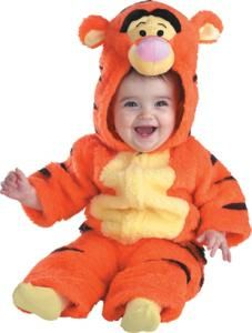 e4f9ed4f9 Baby Tigger Costume Baby Tigger Infant Costume A Disney Classic from Winnie  The Pooh!Costume includes: Plush bodysuit with attached character hood.Ava