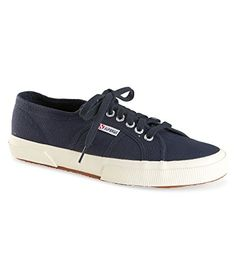Superga Men's Superga Classic Sneaker 6 Navy. Shopswell | Shopping smarter together.™