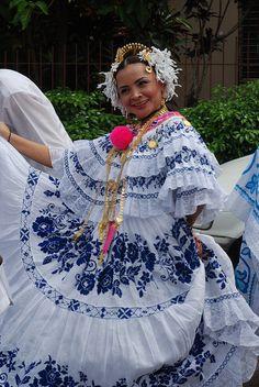 Festival La Mejorana in Chitre, Peninsula Azuero, Panama
