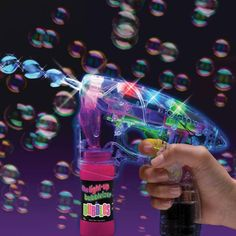 Light-Up Bubblizer