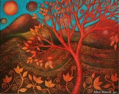 Alice Mason: Artist Website