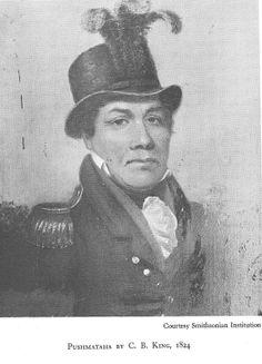 Pushmataha- Choctaw
