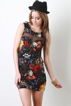 Not with the hat, but I'd try it on --- Modern Romanticism Dress