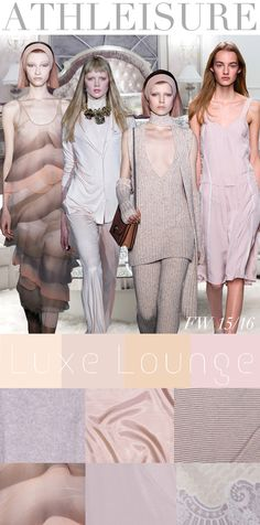 TREND COUNCIL FW 2015- LUXE LOUNGE