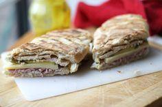 Pressed Cuban Sandwich With Garlic Dijon Butter Recipe - Food.com