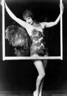 Louise Brooks Canary
