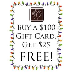 Our favorite holiday special is back! Don't miss out on the savings!!!!! Call 716-759-1200 to purchase over the phone :)